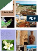 Archaeological Roundtrip 8Days PDF