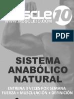 Sistema Anabolic o Natural
