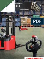 Manitou Warehousing Equipment (FR)