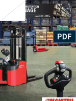 Manitou Warehousing Equipment (FR)