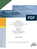 Truancy Literature Review