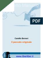Berneri Camillo Il Peccato Originale