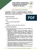 Edital Nº 0462012