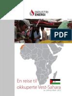 En reise til okkuperte Vest-Sahara