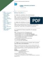 Chapter 6 _ Ll(k) and Lr (k) Grammars _ Formal Language & Automata Theory