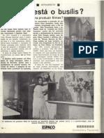 Onde Esta o Busilis (Revista Espaço, Belém, 1970)