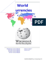 ISO-4217 World Currencies. ISO Code and Symbol