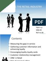 Customer Service Gap
