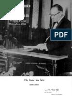 Caderno de Cinema - Acyr Castro