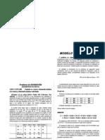 Modelo Asignacion Programacion Lineal