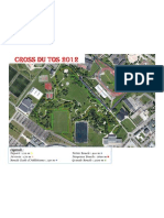 Parcours Du Cross 2012