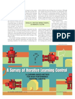A Survey of Iterative Learning Control