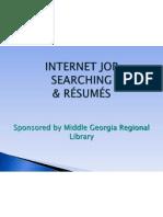 internetjobsearchingresumes