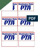 PTA Stickers