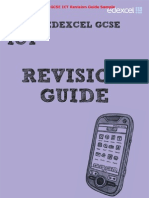 Edexcel GCSE ICT Revision Guide & Workbook Sample