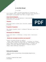 Ajuda Do Criador de Site Visual