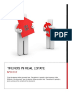 Trends in Real Estate - NCR 2012_Vats