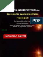 Secrecion Pancreatica y Gastrica