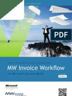 MW Invoice Workflow for Microsoft Dynamics AX 2012