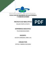 Gio Ortega Telecom Proyecto