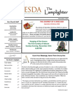 Lamplighter, Nov. 2012