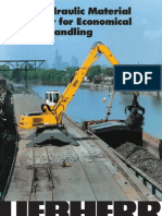 Hydraulic Excavator Operating Weight Engine Output Width