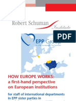 How Europe Works