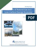 Worldwatch Gas Paper April 2010