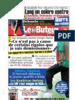 LE BUTEUR PDF du 25/01/2009
