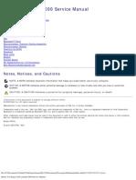 Dell Latitude D600 Service Manual