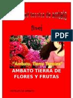 Ambato Tierra de Flores y Frutas