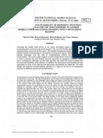 A Novel Cellular Structure for Stratospheric Platform Mobile Communications
