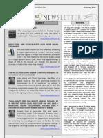 India Transport Portal Newsletter - October, 2012