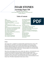 Knowledge Paper XII