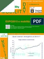 INTERMOBILITY EXPO2015 e mobilità