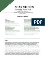 Knowledge paper VIII
