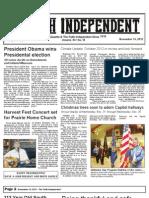 Faith Independent, November 14, 2012