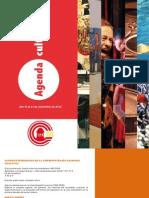Boletín Corredor Cultural del Centro No. 17 (14 al 21 de noviembre de 2012)