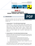 Bab 2 Tinjauan Kebijakan Serah Terima Aset PK PAM
