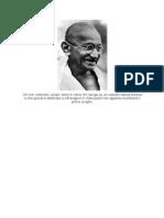 Ghandi Aforismi