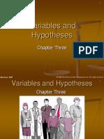 3 Variable n Hypo
