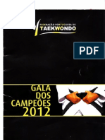 Revista Gala dos Campeões 2012