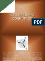 Sistema de Haz Conmutado