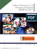 Desarrollo Humano 2011