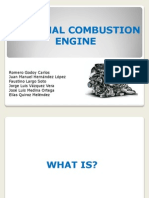 Internal Combustion Engine F