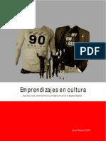 Emprendizajes en Cultura Jaron Rowan