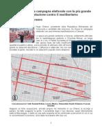 Chávez chiude la campagna elettorale con la più grande manifestazione contro il neoliberismo (04/10/2012)