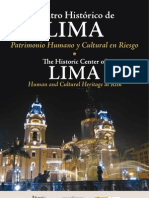 Publicacion Ch Lima Patrimonio en Riesgo