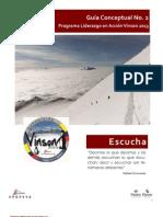 Handbook Escucha - Pla 2013