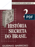 História Secreta do Brasil 2 - Gustavo Barroso